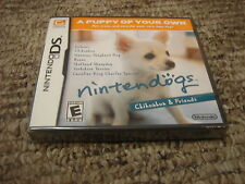 Nintendogs: Chihuahua & Friends  (Nintendo DS, 2005)