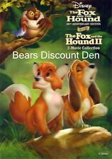 The Fox And The Hound 3-D Lenticular Collector Card New