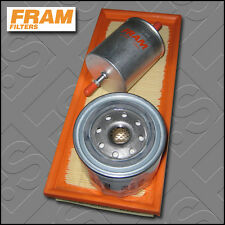 SERVICE KIT FORD MONDEO MK3 3.0 V6 ST200 FRAM OIL AIR FUEL FILTERS (2003-2007)