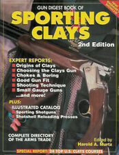 Gun Digest 2nd Edition (1999) SPORTING CLAYS Clay Targets Game * BRAND NEW BOOK