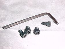 Ruger Mark Mk I II III Hex Grip Screws Black w/Hex Key