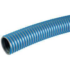 """General Industrial Manguera - Super elástico azul MD s&d 3"""" Identificación 30m"""