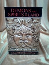 Demons and Spirits of the Land Ancestral Lore & Practices occult pagan shamanism