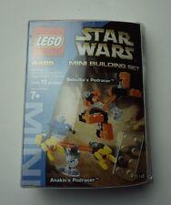 LEGO Star Wars 4485 Anakin's + Sebulba's Podracer NEW / Sealed **RETIRED**