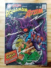 Brave and the Bold #73 (Dc 1967) Aquaman and the Atom Comic Book Dc