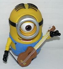 Minions Movie Interactive Stuart Playing Guitar Thinkway Play Toy