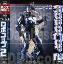 Robocop 2 (1990) - Japanese Laserdisc + OBI - RARE *New & Sealed*