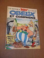 """""""ASTERIX. OBELIX ET COMPAGNIE"""" (1976) GOSCINNY & UDERZO / 1e EDITION..."""