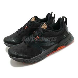 New Balance Fresh Foam X Hierro v6 Wide Black Red Men Trail Running MTHIERK6 2E