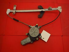 2004 Honda Civic Se MK7. Rear Door Electric Window Regulator + Motor , D  Side