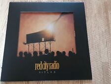 Red City Radio Titles Vinyl