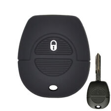 Silicone Key Cover For Nissan Navara X-Trail Almera Tino Micra Patrol Case Fob