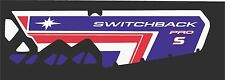 POLARIS tunnel decal RETRO SWITCHBACK rush 800 PRO S AXYS 120 137 RMK ASSAULT 1