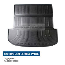 OEM Genuine Parts Storage Trunk Cargo Folding Mat For HYUNDAI 2019-2020 Palisade