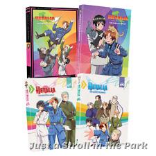 Hetalia: Complete Anime TV Series Seasons 1 2 3 4 5 6 Box / DVD Set(s) NEW!