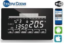 Cronotermostato CH193WIFI Fantini Cosmi Programmabile con APP - Touch Screen