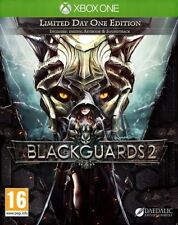 Blackguards 2 Limited Day One Edition Xbox One * NEW SEALED PAL *