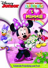 Mickey Mouse Clubhouse - I Heart Minnie [DVD] New Sealed UK Region 2