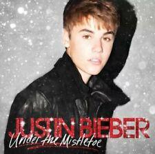 Justin Bieber - Under the Mistletoe (CD) Brand New Sealed