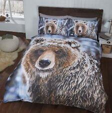 Rapport Big Bear Copripiumino King colore Multicolore (f4p)