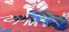 Black 1/64 Watanabe Rubber Wheels Spoke Real Riders Hot Wheels Matchbox JDM