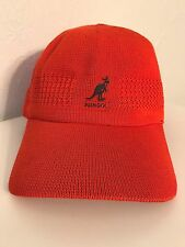 Kangol Ventair Space Cap sz small red / LARGE