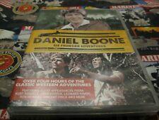 Daniel boone six frontier adventures ( dvd )