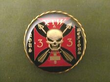 """AWSOME  1ST SPECIAL FORCES GROUP(AIRBORNE) """"NOUS DEFIONS"""" CHALLENGE COIN"""