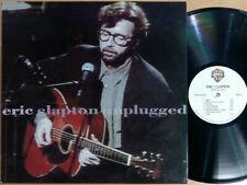 ERIC CLAPTON - Unplugged [ 1992 Korea 1st Vinyl ] Warner Insert No Barcode