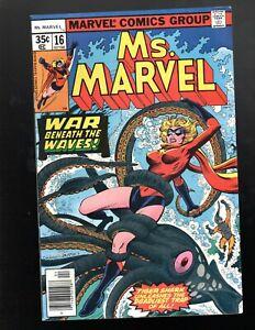 Ms Marvel 16  High Grade