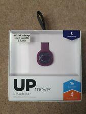 Jawbone Up Move Grape Rose Wireless Bluetooth Activity Sleep Tracker . New