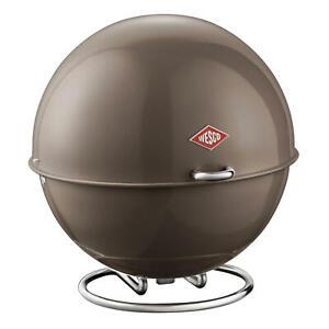 Wesco Superball Vorratsdose Aufbewahrungsbehälter Aufbewahrungsdose Warm Grey