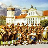 Musikkapelle Stams Tirol Austria Color Postcard Unposted 5.5 x 4 Inches