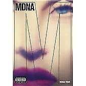 MADONNA MDNA WORLD TOUR DELUXE BRAND NEW SEALED CD+DVD