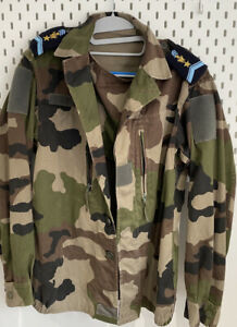 Vintage F2 Mens Army/Miltary Large Camouflage Jacket