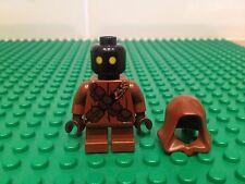 LEGO MINI FIGURES STAR WARS JAWA WITH GOLD BADGE SANDCRAWLER 75059 NEW