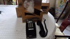 BRAND NEW  Vintage Cortelco 255400-Black Wall Phone 255400-VBA-20M