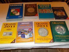 LOTTO 61 CATALOGHI, RIVISTE,NUMISMATICA,(ES. GIGANTE, COIN AND MEDAL)VEDI ELENCO