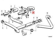 Genuine BMW E23 E24 E28 Coupe Cooling System Water Hose Elbow OEM 11631272626