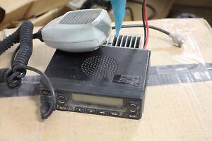 Kenwood TK-780-1 VHF Mobile  RADIO WITH MIC WORKING