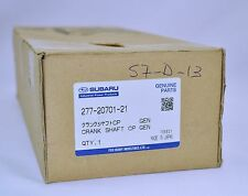 Subaru Crankshaft CP GEN Metric Taper 277-20701-21
