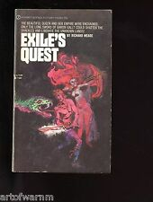 EXILE'S QUEST   Richard Meade   1st  SB, like new