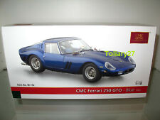 1:18 Ferrari 250 GTO 1962 Blau / Blue, CMC M-152, Limited Edition NEU RAR