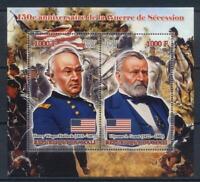 2011 2 Values 150Th Anniversary American Civil War #3 Militaria Battles