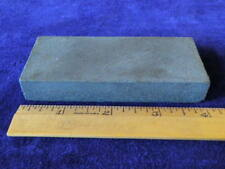 """Vintage Unnamed Combination Sharpening Whet Oil Stone Hone 4 x 1 3/4 x 5/8"""" A16"""