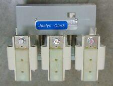 USED Joslyn Clark MVC77UO32A50-76-X0405 USAVAC Vacuum Contactor 200 Amps 5kV