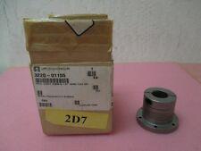 """AMAT 3220-01155 coupling Shaft 25MM & 1.97"""" Bore Flex SST"""