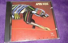 APRIL WINE cd ANIMAL GRACE cema s21-57638 reissue  free us shipping