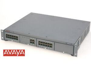Avaya IP Office 500 V2 Telephone Plant 1x700417389 1x700417231 1x700476021 O501