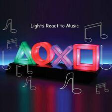 5V USB Playstation Lampe Light Leuchte Icon Light Premium Licht Dekolicht DE
